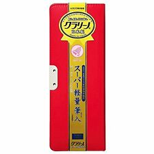 Kutsuwa Magnet pencil case Clarino CX 028 1 door Red Japan