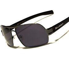 Designer Celebrity Fashion Modern Upscale Sexy Mens Rectangle Black Sunglasses