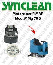 MMG 70 S MOTORE aspirazione SYNCLEAN lavapavimenti FIMAP
