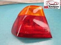 Left LHS Trunk Lid Tail Light Lamp For BMW E46 323i 325i 328i Sedan 1998-2001
