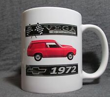 1972 Chevrolet Vega Panel Wagon Coffee Cup, Mug - New - Classic 70's - Sharp