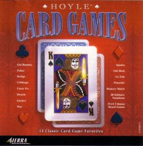 HOYLE CARD GAMES 2.0 1998 EDITION PC +1Clk Windows 10 8 7 Vista XP Install