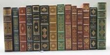 14 Franklin Library: Sagan, Twain, Anderson... Lot 81