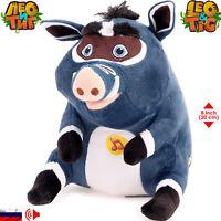 Cuba Leo & Tig Russian Talking Soft Toys Stuffed Animals Original Licensed