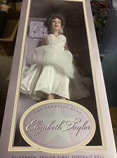New ListingFranklin Mint Elizabeth Taylor Final Portrait Doll