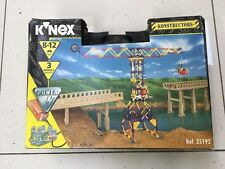 K'Nex Kids Toy Construction Set 25192 Brand New In Box And Has 719pcs