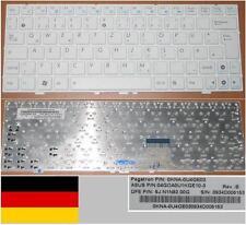 Keyboard Qwertz German ASUS EEEPC 1000HE 9J.N1N82.0oz 0KNA-0U4GE03 White