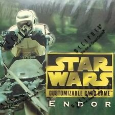 Rare Singles [choose card & condition] ENDOR star wars ccg swccg