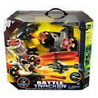 *HOT* New Air Hogs Battle Tracker RC Helicopter Robot Drone Blasting Set! L@@K