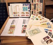Briefmarken-Inventurkiste XL DDR hunderte Marken aus Sammlernachlass