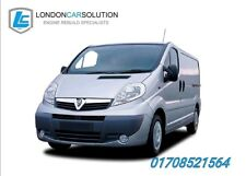 Vauxhall Vivaro 2.0 CDTI 2006-2012 M9R782 - Engine Supplied & Fitted