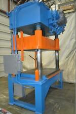 50 Ton Kard 4 Post Hydraulic Press 24 Stroke 38 Daylight 7 Main Cylinder Diam