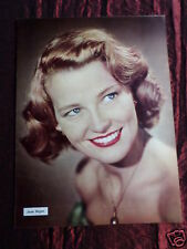 JOAN REGAN - MUSIC ARTIST -1 PAGE PICTURE - CLIPPING / CUTTING