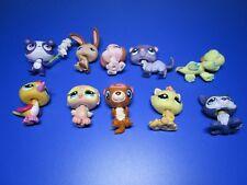 Littlest Pet Shop - 10 Figuren - wie abgebildet.