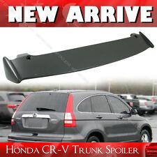 For 3rd Honda CR-V CRV Mugen-Look EX-L LX Painted Roof Trunk Spoiler 2011