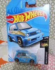 Hot Wheels 2019 '85 Honda City Turbo II 2 JDM Import Rare HTF New Blue Car