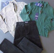 NEW Boy size 6 Chaps dressy winter clothing Lot sweater black NWT $118 retail