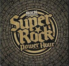 1 promo cd from heavy metal rock magazine super rock power hour high voltage