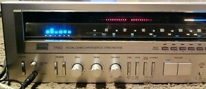 Sansui 7900Z Digital Quartz Synthesizer DC Stereo Receiver Tested Working