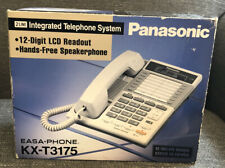Panasonic Easa Phone Two Line Integrated Telephone System KX-T3175 Brand New NOS