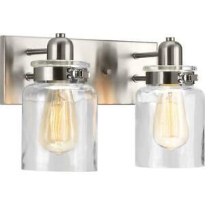 Calhoun Collection Two-Light Bath & Vanity by Progress Lighting