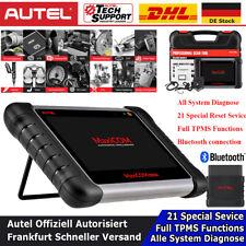Autel MaxiCOM MK808TS PRO PROFI KFZ OBD2 Diagnosegerät Auto Scanner ALLE System