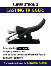 Breakaway style casting cannon / Trigger