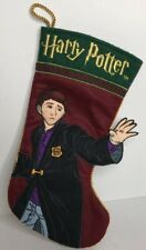 Harry Potter 2001 Ron Weasley 3D Christmas Stocking Warner Bros Enesco 899372