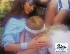 SEXY ANNE PARILLAUD PATRICIA UN VOYAGE POUR L'AMOUR 1981 VINTAGE LOBBY CARD N°4