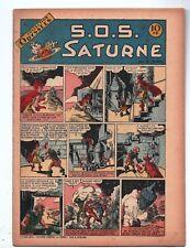 Récit complet SCIENCE-FICTION. Collection Odyssées n°23. SOS SATURNE. Scolari