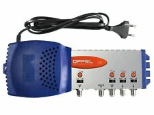OFFEL 28-130 CENTRALINO TV I-III-IV-V-UHF 40dB OF28130/LTE OFFEL