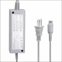 Adapter Charger Supply Cord For Nintendo Wii U WiiU Gamepad Remote Controller 1x