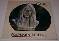 MARK FARNER & DON BREWER Monumental Funk US ORG Picture Disc LP Record SEALED