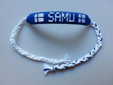 Samu Haber - Sunrise Avenue - Sunrise Ave - Armband - Fanarmband - Samu Flaggen