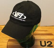 NICE VALLEY FREIGHTLINER INC. SPOKANE WASHINGTON HAT BLACK ADJUSTABLE VGC   U2