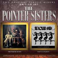 POINTER SISTERS-POINTER SISTERS / THAT'S A PLENTY-JAPAN 2 CD F96