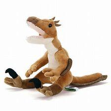 Dinosaur Velociraptor Plush Stuffed Animal  COLORATA