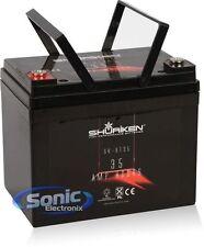 SHURiKEN SK-BT35 12V High Performance AGM Car Battery Power Cell