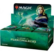 Magic the Gathering - Boites de 36 Boosters - La Guerre des Planeswalkers - FR