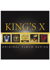 King's X - Original Album Series: Dogman / Faith Hope Love / Gret NEW CD