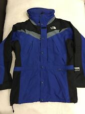 VNTG🔥 The North Face Extreme Light Gear Nice Parka Purple Retro Hooded Jacket M