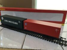 Hornby OO R6171 Waterfront & Linea Mexicana Container Wagon new