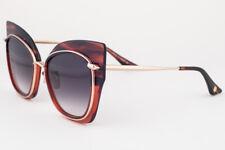 DITA STORMY Red Gold Eyeglasses DRX 22033 D 58mm
