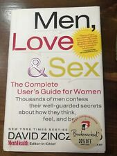 Men, Love & Sex The Complete User's Guide For Women 2006