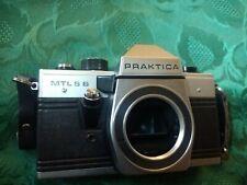 Praktica MTL 5B Body 35mm Camera shutter and meter work