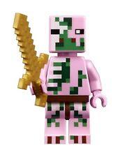 LEGO Minecraft Nether Railway Zombie Pigman with Sword (21130)