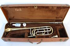 Bach Stradivarius 36 Bb Trombone PROFESSIONAL with F Trigger and Fast Shipping