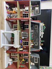 Sylvanian Families Regency Hotel Big Bundle Lovely Christmas Present Free P&p