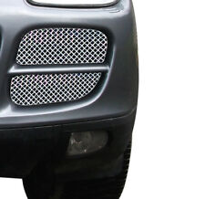 Porsche Cayenne - Outer Grille Set - Silver finish (2003 to 2008)