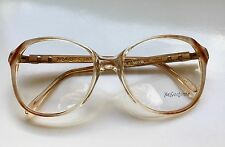 VNTG YSL YVES SAINT LAURENT VIRGILE Eyeglasses Lunette Brille Occhiali Gafas